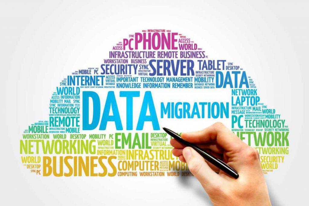 Cloud-Data-Migration